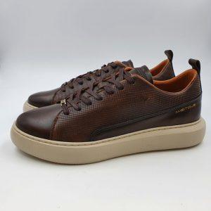 Ambitious Uomo Sneaker Cuoio 10820 1