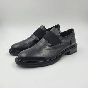 Bellariva Donna Pantofola Nero 6000 1