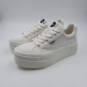 Buffalo Donna Sneaker Bianco Paired 1
