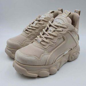 Buffalo Donna Sneakers Avorio 1630426 1