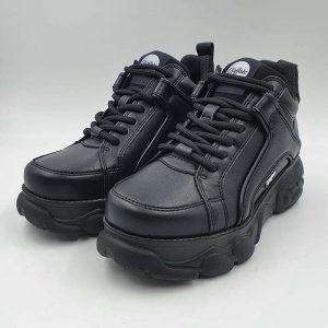 Buffalo Donna Sneakers Nero 1630394 1