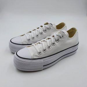 Converse Donna Sneaker Bianco 560251 1
