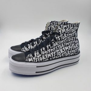 Converse Donna Sneaker Nero 1