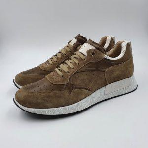 Corvari Uomo Sneaker Beige 1
