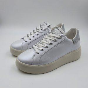 Crime Donna Sneaker Bianco 25306 1