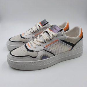 Crime Uomo Sneaker Bianco 11006 1