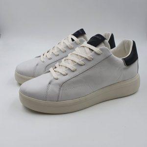 Crime Uomo Sneaker Bianco 11203 1
