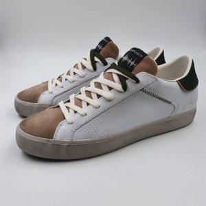 Crime Uomo Sneaker Bianco 11401 1