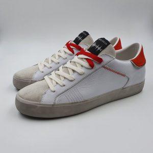 Crime Uomo Sneaker Bianco 11402 1
