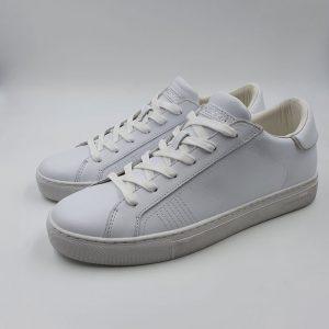 Crime Uomo Sneaker Bianco 11522 1