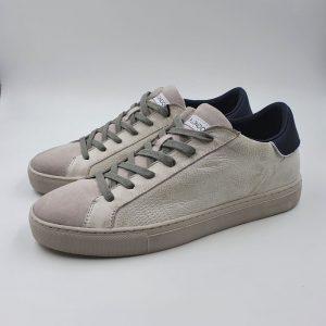 Crime Uomo Sneaker Bianco 11524 1