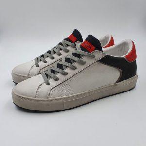 Crime Uomo Sneaker Bianco 11594 1