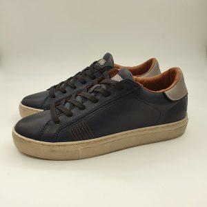 Crime Uomo Sneaker Blu 10631 1