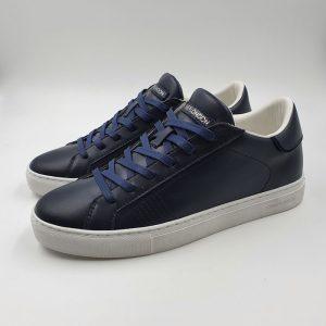Crime Uomo Sneaker Blu 11515 1