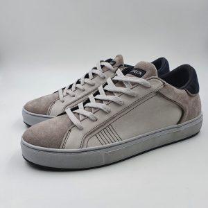 Crime Uomo Sneaker Grigio 11593 1