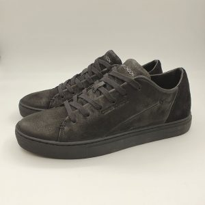 Crime Uomo Sneaker Nero 11660 1