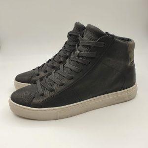 Crime Uomo Sneaker Nero 12623 1
