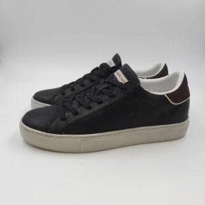 Crimelondon Uomo Sneaker Nero 10630 1