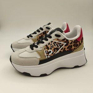 Guess Donna Sneaker Maculato Cbb Mac 1
