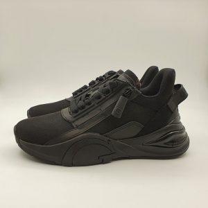 Guess Donna Sneaker Nero Bia 1