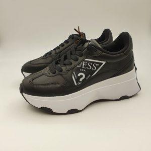 Guess Donna Sneaker Nero Cbb Tec 1