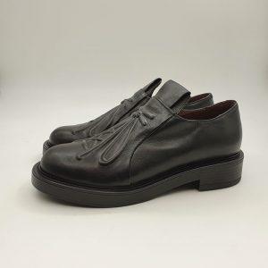 Lebohemien Donna Pantofola Nero A81 1