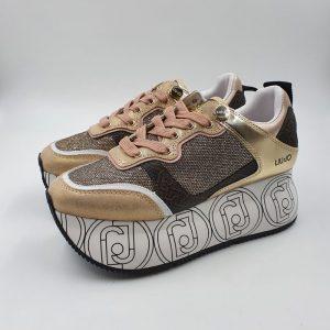 Liujo Donna Sneaker Beige 1