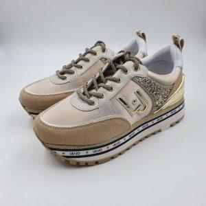 Liujo Donna Sneaker Beige Px137e21 1