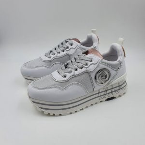 Liujo Donna Sneaker Biancogrigio Px030e21 1