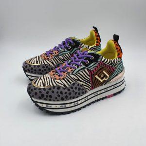 Liujo Donna Sneaker Cavallinomulticolor Px131e21 1