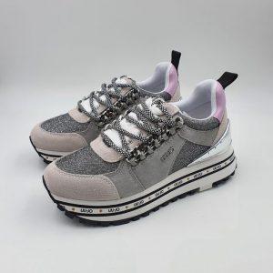 Liujo Donna Sneaker Grigio Px027e21 1