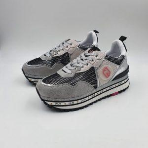 Liujo Donna Sneaker Grigiobianco Tx085e21 1