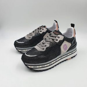 Liujo Donna Sneaker Grigionero Tx085e21 1