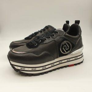 Liujo Donna Sneaker Nero P010 1