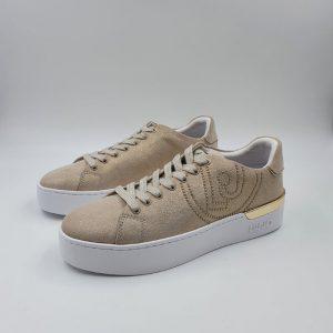 Liujo Donna Sneaker Oro Ex014e21 1