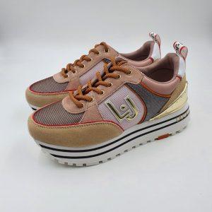 Liujo Donna Sneaker Tortora Px139e21 1