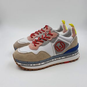 Liujo Donna Sneakers Beige Px0030 1