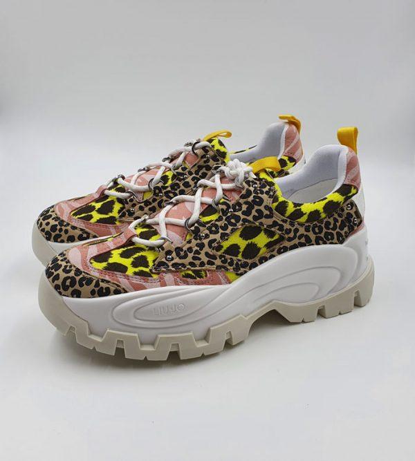 Liujo Donna Sneakers Multicolor Ex023 1