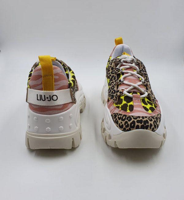Liujo Donna Sneakers Multicolor Ex023 2