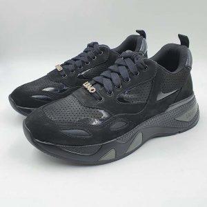Liujo Donna Sneakers Nero Px099 1