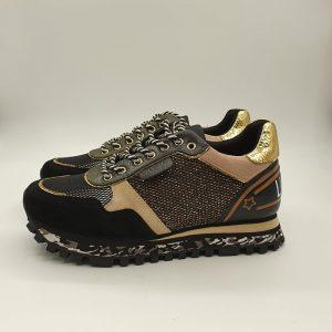 Liujo Donna Sneakers Nero Px167 1