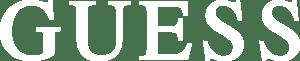 Logo Guess Bianco