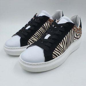 Meline Donna Sneaker Animalie No261 1