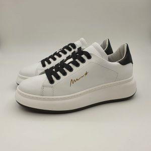 Meline Donna Sneaker Bianco B274 1