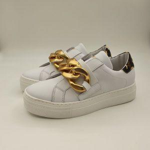 Meline Donna Sneaker Oro Ug1500 1