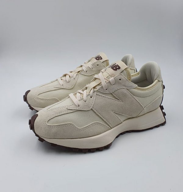 Newbalance Donna Sneaker Beige Ws327fb 1