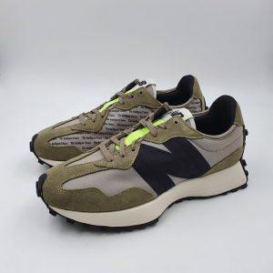 Newbalance Donna Sneaker Verde 1