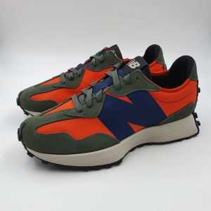 Newbalance Uomo Sneaker Arancio Ms327 1