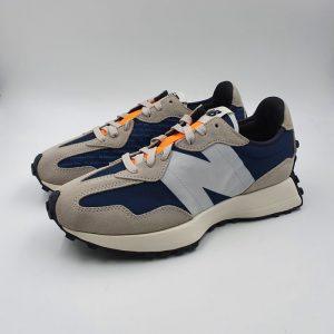 Newbalance Uomo Sneaker Grigio Ms327 1