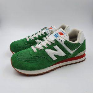 Newbalance Uomo Sneaker Verde 574 1